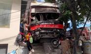 Vụ xe khách gây tai nạn kinh hoàng: Hai nạn nhân đã tử vong