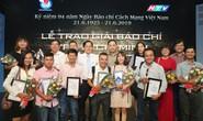 Báo Người Lao Động - Dấu ấn 44 năm qua giải thưởng báo chí