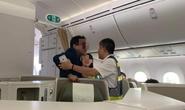 Cảng vụ hàng không lên tiếng việc nam hành khách sàm sỡ cô gái trên máy bay