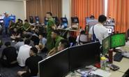 Đột kích hang ổ đánh bạc 10.000 tỉ đồng toàn người Trung Quốc