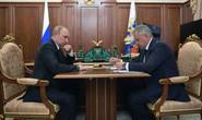 Ông Putin tiết lộ thân phận tàu ngầm bị cháy
