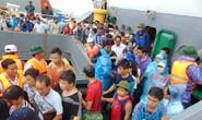 Bão số 2 vào, hơn 1.600 khách du lịch mắc kẹt ở đảo Cô Tô