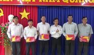 Trao cờ Tổ quốc cho ngư dân Bà Rịa - Vũng Tàu và Khánh Hòa