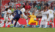 Real Madrid trắng tay trước Tottenham, mất vé chung kết Audi Cup