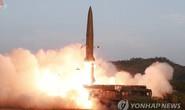 """Hàn Quốc: Triều Tiên lại """"phóng nhiều tên lửa"""""""