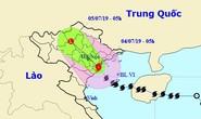 Bão số 2 giật cấp 11 đã đổ bộ vào Hải Phòng-Nam Định rạng sáng nay