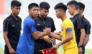 Trọng tài Đức Thiện lại làm nóng trận U17 Thanh Hóa - PVF