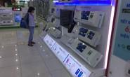 Cửa hàng điện máy èo uột dần