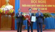 Chủ tịch Hà Tĩnh Đặng Quốc Khánh làm tân Bí thư Tỉnh ủy Hà Giang
