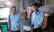 Hỗ trợ cụ bà 85 tuổi ngâm mình dưới biển nuôi cháu tâm thần ở Phú Quốc