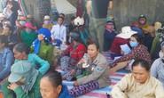 Đà Nẵng: Hàng chục người dân lại tiếp tục dựng lều chặn xe chở rác