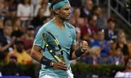 Clip Nadal ngược dòng vào bán kết Rogers Cup 2019