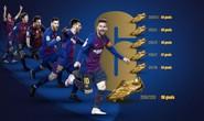 Messi vẫn là tài năng đặc biệt