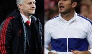 Trận đấu của Solskjaer và Lampard