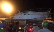 Tai nạn hy hữu và thương tâm dưới gầm cầu vượt đường cao tốc