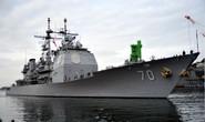 """Trung Quốc """"cấm cửa"""" tàu chiến Mỹ cập cảng Hồng Kông"""