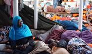 Số người di cư mất mạng trên biển tăng mạnh