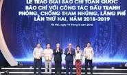 Loạt bài về vong báo oán ở chùa Ba Vàng đoạt giải A báo chí