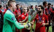 Kép phụ Adrian tỏa sáng, Liverpool đoạt Siêu cúp châu Âu