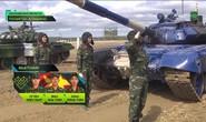 Army Games 2019 ở Nga: Việt Nam xếp thứ hai môn đua xe tăng