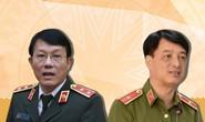 [Infographic] Chân dung 2 tướng công an được bổ nhiệm làm Thứ trưởng Bộ Công an