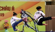 Châu Tuyết Vân cùng đồng đội bay như chim tại giải Vô địch Taekwondo châu Á mở rộng 2019