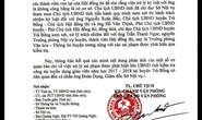 Giám đốc Sở Nội vụ Quảng Ngãi bị kiểm điểm vì gửi gắm thí sinh thi tuyển giáo viên