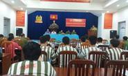 Công an TP HCM công bố quyết định tha tù trước thời hạn