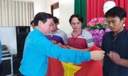 3.000 lá cờ Tổ quốc đến với ngư dân huyện đảo Phú Quốc