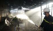 Cháy chợ ở Quy Nhơn, 2 bà cháu thoát chết trong gang tấc
