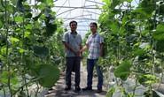 GIẢI THƯỞNG TÔN ĐỨC THẮNG NĂM 2019: Đam mê nông nghiệp sạch