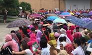 Công ty TNHH KAI YANG VIỆT NAM: Cam kết trả hết nợ lương công nhân vào cuối tháng 8