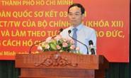 Phó Bí thư Thường trực Thành ủy TP HCM Trần Lưu Quang: Càng khó khăn, càng lắng nghe dân