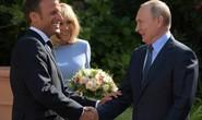 Nga - Pháp bàn giải quyết xung đột Ukraine