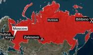 4 trạm giám sát hạt nhân của Nga im ắng một cách bí ẩn