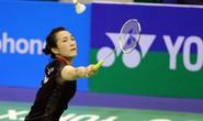 Vũ Thị Trang bất ngờ thắng tay vợt hạng 17 thế giới