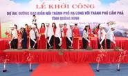 1.364 tỉ đồng xây dựng tuyến đường bao biển từ vịnh Hạ Long - vịnh Bái Tử Long