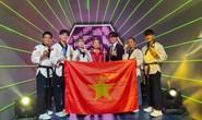 Châu Tuyết Vân giúp Taekwondo Việt Nam đứng thứ 3 tại World Cup 2019