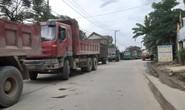 Không thi công mương thoát nước, người dân chặn xe tải phản đối ô nhiễm