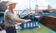 NHỮNG KÌNH NGƯ CỦA BIỂN: Thủ lĩnh thép của ngư đội bám biển