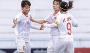 Việt Nam gặp Thái Lan ở chung kết Giải bóng đá nữ Đông Nam Á 2019
