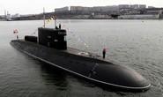 Tàu ngầm Nga phóng tên lửa đạn đạo