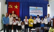 LĐLĐ Quảng Nam trao học bổng cho con công nhân