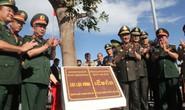 Trang trọng Lễ chào cột mốc chủ quyền biên giới Việt Nam - Campuchia