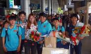 Bóng đá nữ Việt Nam vẫn chưa hơn Thái Lan