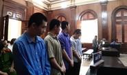 Đang xét xử băng cướp nhí gây chấn động dư luận