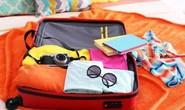 Cách xếp đồ tiết kiệm tối đa diện tích vali khi đi du lịch