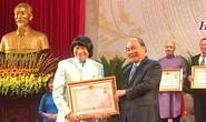 NSND Minh Vương trải lòng trong ngày nhận danh hiệu cao quý