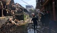 Cận cảnh tan hoang sau vụ cháy 6.000 m2 kho xưởng tại Công ty Bóng đèn phích nước Rạng Đông