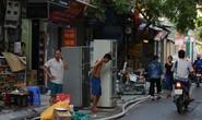 Cháy nhà máy bóng đèn phích nước Rạng Đông: Sơ tán dân, không ăn thực phẩm, vật nuôi trong bán kính 1 km